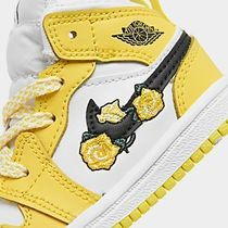 NIKE ベビージョーダン 1 MID Dynamic Yellow - AV5172 700