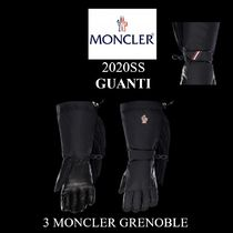 ★2020SS★新作★ 3 MONCLER GRENOBLE ★ GUANTI グローブ