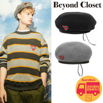 Beyond Closet NOMANTIC WOOL BERET 2019VER BBM342 追跡付