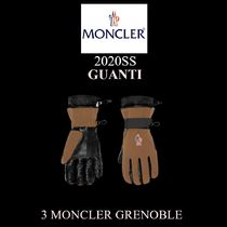 ★2020SS★新作★3 MONCLER GRENOBLE★GUANTI グローブ