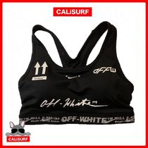 【NIKE】OFF-WHITE Nike Sports Bra/ BLACK