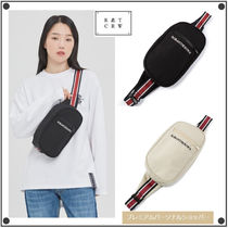 日本未入荷ROMANTIC CROWNのCEREMONY CORDURA WAIST BAG 全2色
