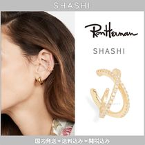[Ron Herman取扱]*SHASHI*Stacey Pave Ear Cuff*イヤーカフ