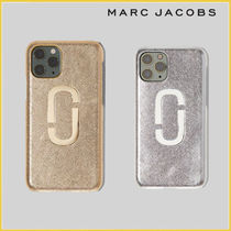 SALE!Marc Jacobs*iPhone 11 Pro* ケース レザー ロゴ