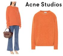 [関税・送料込] Acne Studios☆Oversized wool sweater
