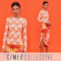 ☆CAMEO COLLECTIVEウォーターカラーカットソー☆送関込