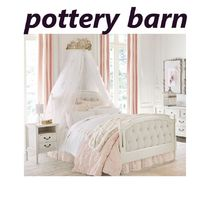 Pottery Barn★Monique Lhuillier 王冠 天蓋 キャノピー