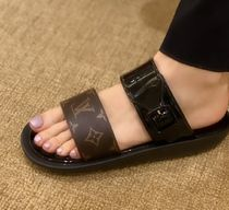 2020 店頭入荷 LOUIS VUITTON★★SUNBATH FLAT MULE