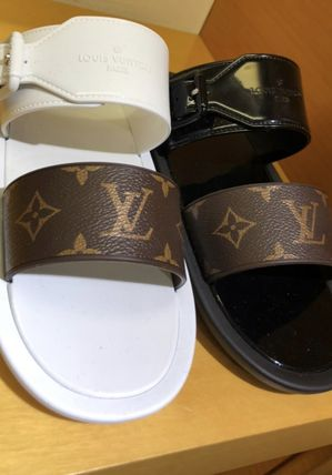 Louis Vuitton サンダル・ミュール 2020 店頭入荷 LOUIS VUITTON★★SUNBATH FLAT MULE(2)
