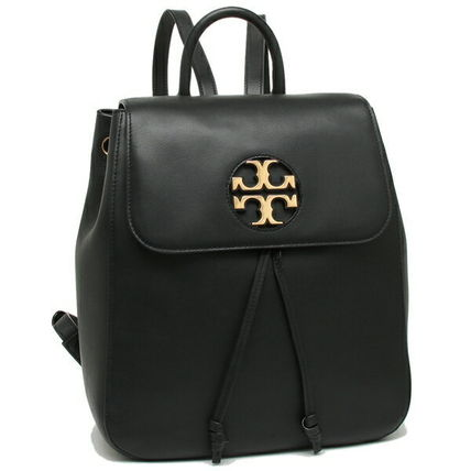 Tory Burch バックパック・リュック TORY BURCH     MILLER METAL BACKPACK リュック BLACK(3)