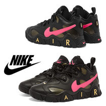 ナイキ Nike Air Barrage Low / Black & Pink / 送料込