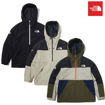 THE NORTH FACE ジャケット ロゴ NEW MOUNTAIN ANORAK