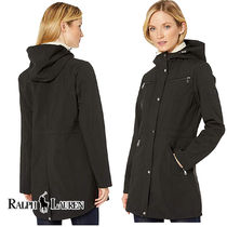 感謝セール!Ralph Lauren Faux Fur-Trim Hooded Coat