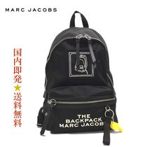 MARC JACOBS M0015412 _001THEPICTOGRAMBACKPACKブラック (新品)