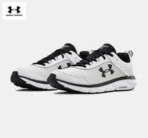 【UNDER ARMOUR】Men's UA Charged Assert 8 Running Shoes_Wh