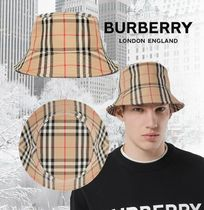 【BURBERRY】新田真剣佑さん着用!ヴィンテージチェック ハット