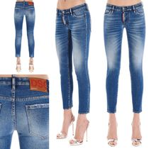 2020SS DSQUARED2  Jennifer cropped' jeans S75LB0277S30662470