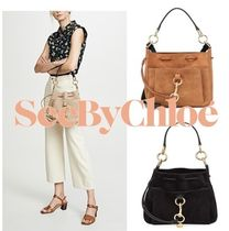 SEE BY CHLOE★Tony Medium Suedeバケットバッグ★CHS19USA06566