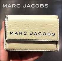 SALE! Marc Jacobs ロゴ  3つ折り ミニ財布 2020SS♪