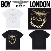 BOY LONDON★CHAIN BOY EAGLE 半袖Tシャツ B02TS1015U