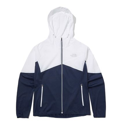 THE NORTH FACE アウターその他 [THE NORTH FACE ]W'S TACOMA ZIP UP★NAVY