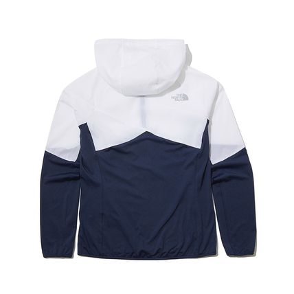 THE NORTH FACE アウターその他 [THE NORTH FACE ]W'S TACOMA ZIP UP★NAVY(2)