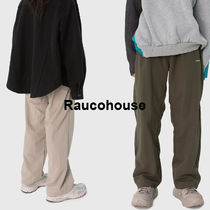 RAUCOHOUSE   ROULETTE NYLON PANTS