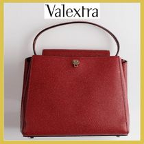 Valextra★small brera red【関税込EMS謝恩品】