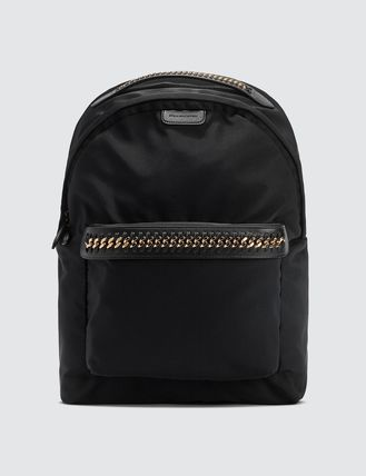 Stella McCartney バックパック・リュック [STELLA MCCARTNEY] Falabella / Eco Nylon バックパック(7)