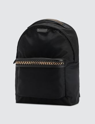 Stella McCartney バックパック・リュック [STELLA MCCARTNEY] Falabella / Eco Nylon バックパック(8)