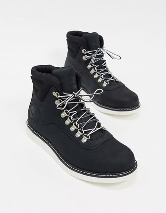Timberland Newmarket Archive boot in black