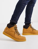 Timberland Newmarket Arch low boot in beige