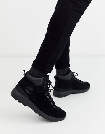 Timberland Westford hiker boots in black