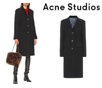 [関税・送料込] Acne Studios☆Wool-blend coat