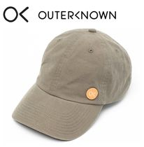 【Outer known】★セール★ SPOTLIGHT OK DAD HAT- Fatigue