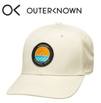 【Outer known】★セール★ HORIZON キャップ-Whitewater