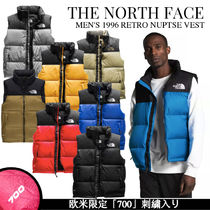 【US版】THE NORTH FACE★MEN'S 1996 NUPTSE ヌプシ ベスト
