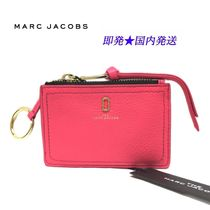 MARC JACCBS M0015123_656_PINKコイン入れ兼カードケース(新品)