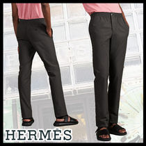 高級ブランド!Hermes☆Pantalon Saint Germain elastique