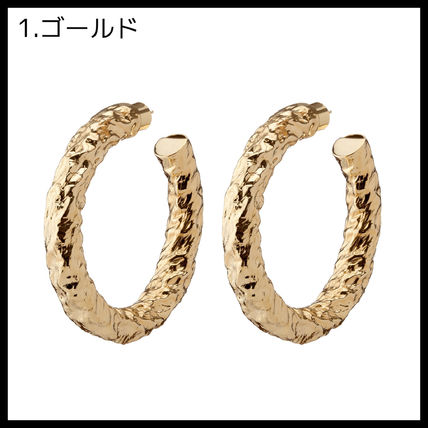 JENNIFER FISHER ピアス ☆JENNIFER FISHER☆ 日本未入荷!MAEVE HOOPS/全2色(2)