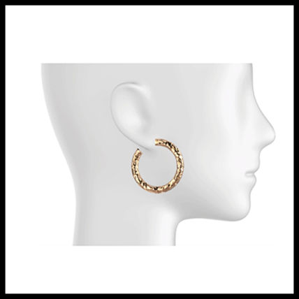 JENNIFER FISHER ピアス ☆JENNIFER FISHER☆ 日本未入荷!MAEVE HOOPS/全2色(4)
