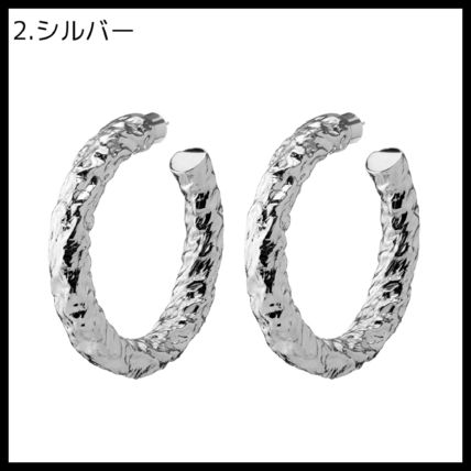 JENNIFER FISHER ピアス ☆JENNIFER FISHER☆ 日本未入荷!MAEVE HOOPS/全2色(5)
