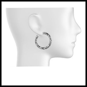 JENNIFER FISHER ピアス ☆JENNIFER FISHER☆ 日本未入荷!MAEVE HOOPS/全2色(7)