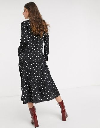 TOPSHOP マタニティワンピース ◆ASOS◆Topshop maternityシャツワンピース(2)