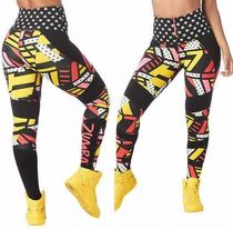 ☆ZUMBA・ズンバ☆Victory High Waisted Ankle Leggings