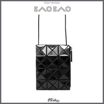 BAOBAO ISSEY MIYAKE正規品/EMS/送料込み Platinum Cross Bag