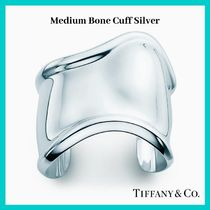 【Tiffany & Co.】 Medium Bone Cuff Silver