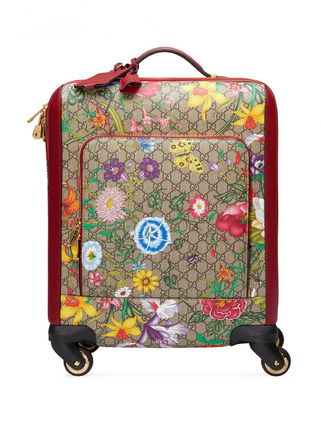 GUCCI スーツケース GUCCI  GG Flora carry-on(2)