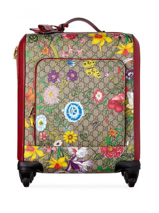 GUCCI スーツケース GUCCI  GG Flora carry-on(4)