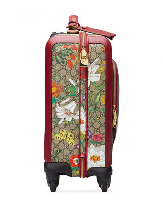 GUCCI スーツケース GUCCI  GG Flora carry-on(6)